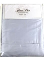 Lilac SMOKE Sheet Set QUEEN,KING, CAL KG Crisp Long Staple Cotton PERCALE Sferra