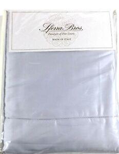 Lilac SMOKE Sheet Set QUEEN,KING,CAL KG 500TC PERCALE xLong Staple Cotton Sferra