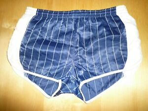 CRANE Vintage Glanz Nylon Running Short, Sprinter, Sporthose, Gr. 5