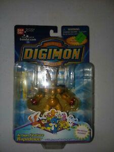 Action Feature Rapidmon Digimon Digital Monsters MIP 2000 Bandai