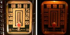 New ListingEmerson Radio New Dial Lens Cover - Ec-301 And Other Various Bakelite Models