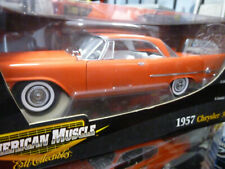CRYSLER 300C 1957---- 1/18 AMERICAN MUSCLE