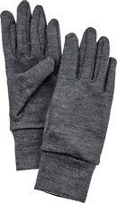 Hestra Heavy Merino Wool Ski/snowboard Liner Gloves L Grey