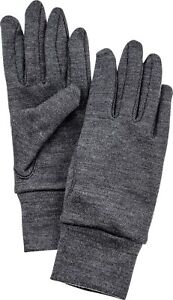 2020 Adult Hestra Merino Wool Liner Gloves Size 8 - 34310 Ski Winter Extra Warm