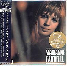 MARIANNE FAITHFULL-S/T +2-JAPAN MINI LP SHM-CD BONUS TRACK G00