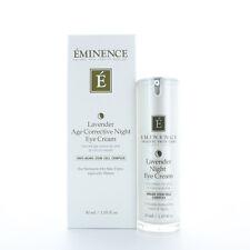 Eminence Lavender Age Corrective Night Eye Cream 30ml 1.05oz**NEW&FRESH**