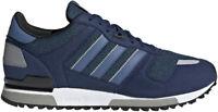 Scarpe Adidas ZX 700 Uomo Blu Sportive Allenamento Casual Sneaker Camminata