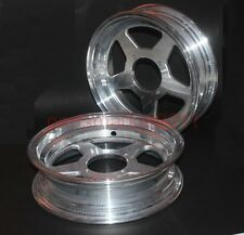 2pc Aluminium Rims For Honda Monkey Z50 Z50A Bikes Skyteam Z50 2.50X10 wheels #1