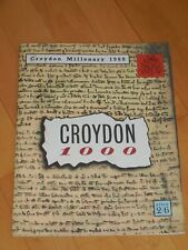 More details for croydon advertiser 1000 year commemorative edition from 1960