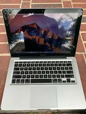 "Apple MacBook Pro i5-2.5GHz-8GBRA-500GBHD -(A1278)-13.3"" -MD313LL/A-(2012)"