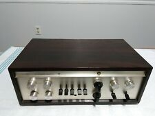 Luxman CL35 CL-35 Tube Preamp. All Original With Oil Caps. Gorgeous!