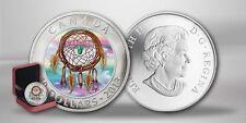 Polierte Platte Münzen aus Kanada