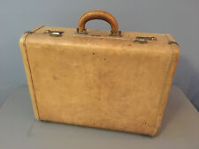 Genuine AIRESS ATLAS OF CHICAGO Vintage Suitcase