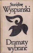 Stanisław Wyspiańskie DRAMATY WYBRANE t. 1/2