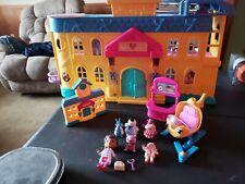 Disney Doc McStuffins Toy Hospital with 6 Figures 3 Levels Playset