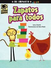 Zapatos para todos (Lecturas Graficas / Graphic Readers) (Spanish-ExLibrary