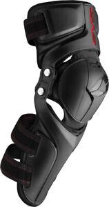 EVS Epic Knee/Shin Guard Lg/XL Black EPK-20K-LX Large | X-Large 72-8567