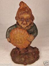 SOL 1983~Tom Clark Gnomes-Figurine~Cairn Item #163~Retired~Ed #30~Signed~Story
