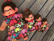 Kleidung für MONCHICHI Bär div. Grössen Puppenkleidung Kleid ELEFANT love Kleid