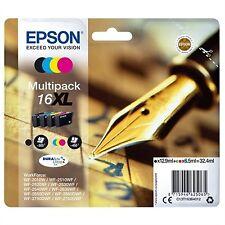 Multipack tinta Epson T162640 Wf-2010 2510