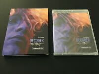 Decoder [Blu-ray / DVD Combo] 1984 Vinegar Syndrome, Region Free, With Slipcover