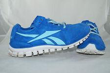 Reebok RealFlex Run Zig Active Bleu Womens Gr: 40,5 Running Chaussures De Course