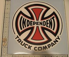 Independent XXL Decal, 3-Colors, Pro-Made, 6YR Vinyl