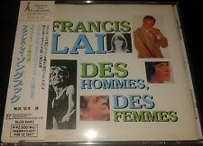JOHNNY HALLYDAY MIREILLE MATHIEU ... DANS INTROUVABLE CD JAPON DE FRANCIS LAI