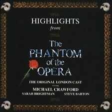 Musical-The Phantom of the Opera (QS) CD NUOVO