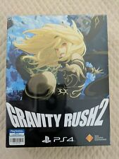 NEW PS4 Gravity Rush 2 II (HK English/ Chinese Collector's Limited Boxset) ~USA