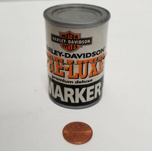 J10 Harley Davidson Pre~Luxe Marker Set 6 Pack Box Collectible have been opened