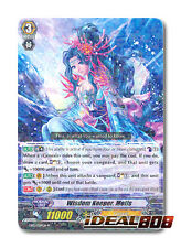 Cardfight Vanguard  x 4 Wisdom Keeper, Metis - EB12/009EN - R Mint