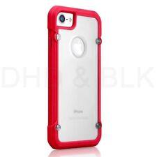 Étuis, housses et coques rouge brillant en silicone, caoutchouc, gel pour téléphone mobile et assistant personnel (PDA)