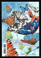 Bloc Feuillet 2010 N°F4498 Timbres France Neufs - Les Papillons