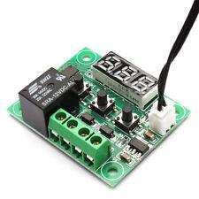 12V controllo digitale della temperatura switch con cavo termostato Termometro