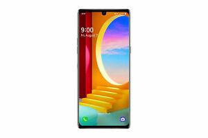 LG Velvet 5G LMG900UM1 - 128GB - Aurora Silver Black (AT&T) Unlocked  A stock