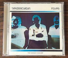 TANGERINE DREAM Poland The Warsaw Concert 2CD (2011) Esoteric Reactive