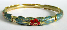 Gold Bangle Vintage Costume Jewellery (1980s)