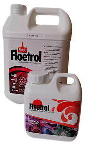 Australian Flood Floetrol Acrylic Stain Conditioner 500ml Decanted from 4ltr