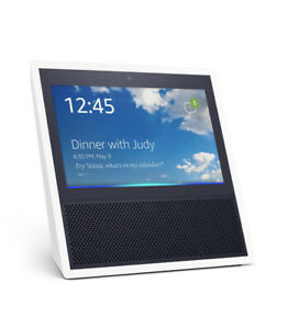 Amazon Echo Show (1st Generation) Smart Speaker with Alexa Assistant- NO BOX
