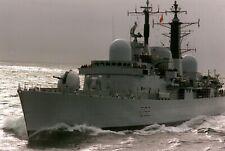 HMS Liverpool (D-92) A4 Military Photo print