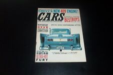 May 1961 Cars The Automotive Magazine. Olds F-85. Best buys for '61 Chevy 409