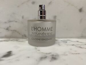 YSL L'homme Gingembre 2.0oz DISCONTINUED!