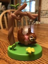 New for 2020 Summer Solar Powered Dancing  Bobblehead Toy - Sloth
