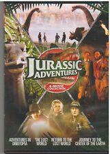 JURASSIC ADVENTURES (DVD, 2015, 2-Disc Set)