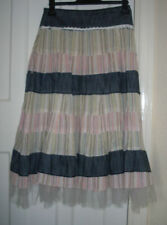 Polyester Unbranded Petite A-line Skirts for Women