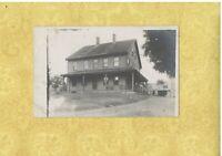 MA Sturbridge 1908-29 RPPC real photo postcard OLD HOUSE MASS