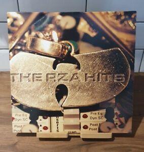 The RZA Hits Rare Wu Tang Vinyl Record - razor sharp records