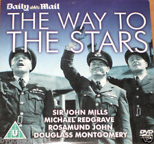THE WAY TO THE STARS -  (DAILY MAIL PROMO DVD), John Mills,FREE UK POST