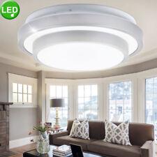 LED Deckenleuchte weiß rund